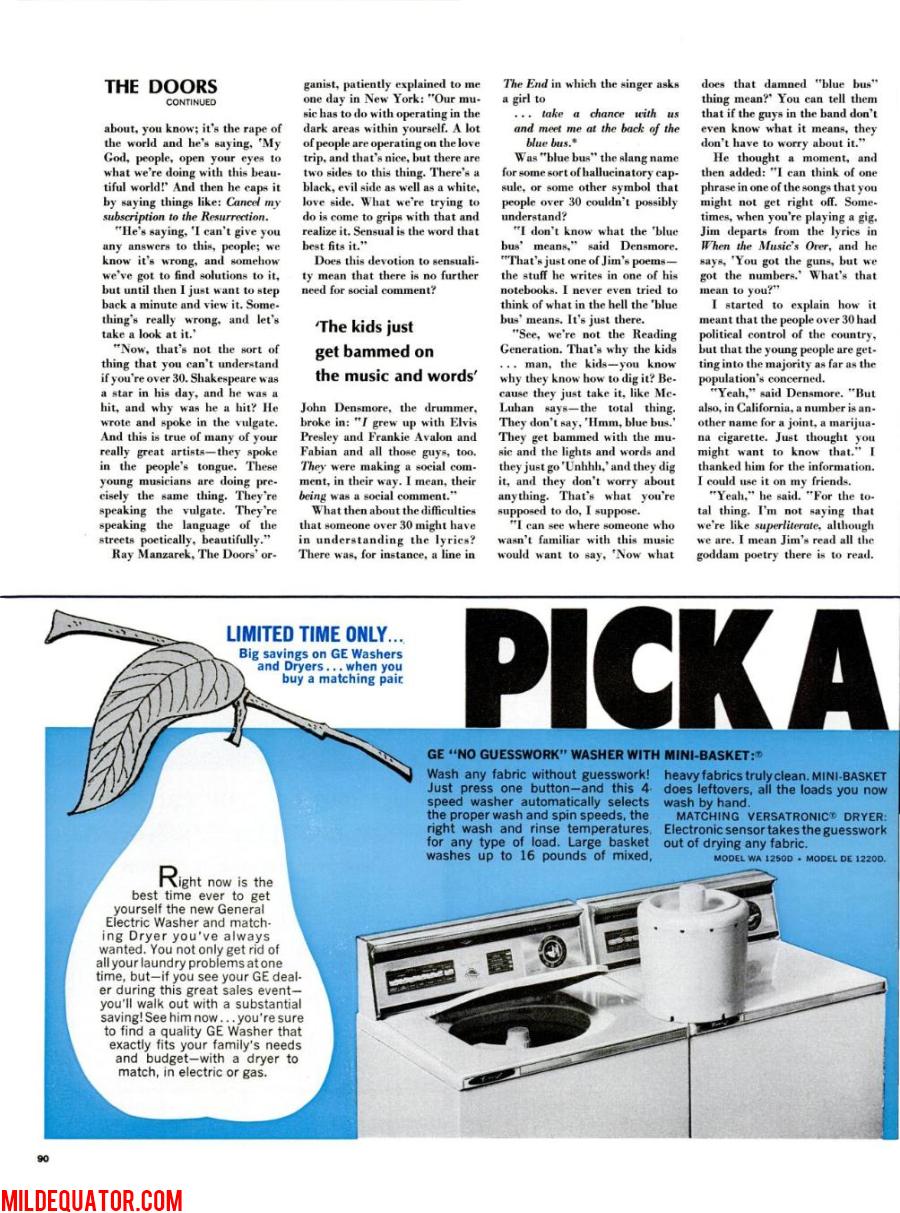 LIFE Magazine - April 12th, 1968
