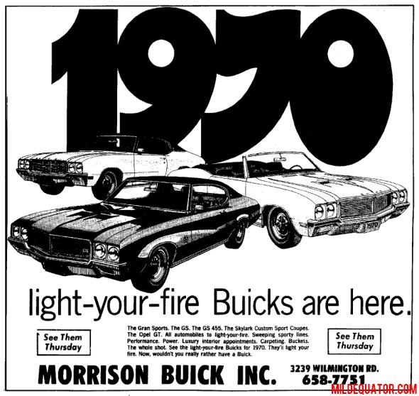 Morrison Buick Inc.