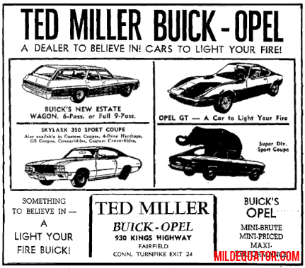 Ted Miller Buick