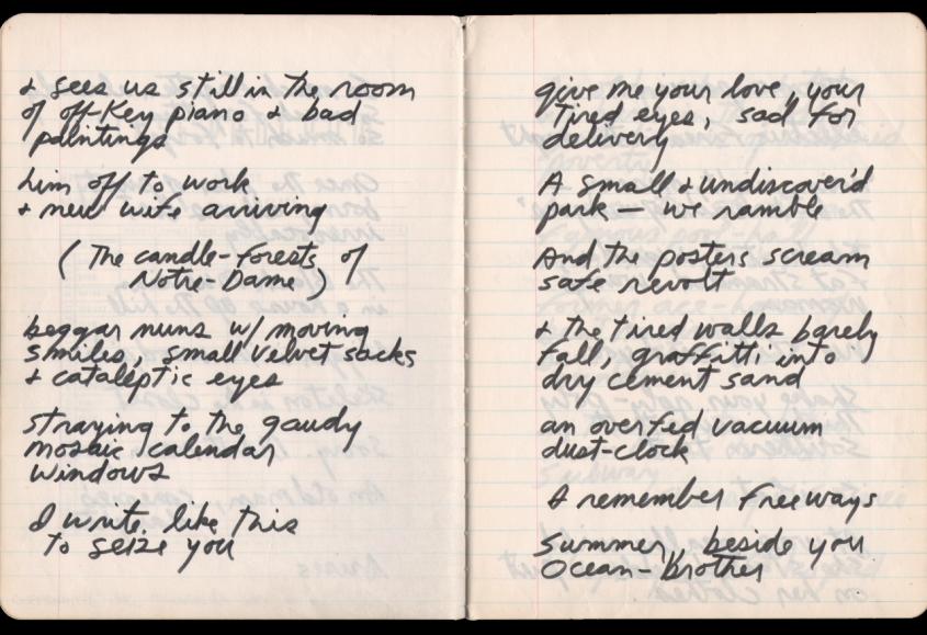 Jim Morrison | Poetry Books & Publications