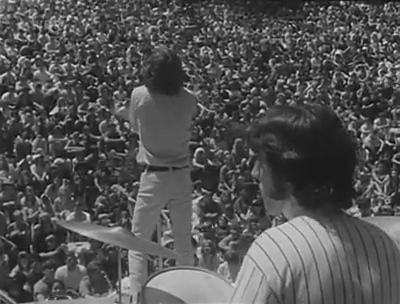 CONCERT DATE 06/10/1967 & The Doors Professional Concert Footage