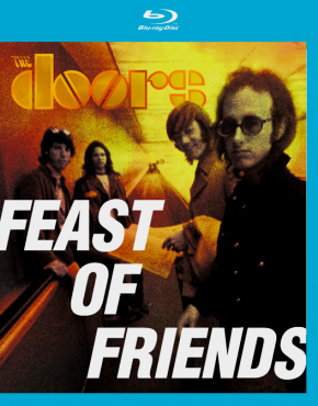 The Doors - Feast Of Friends - BluRay DVD 2014