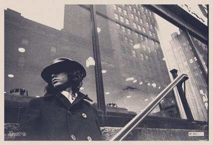Jim Morrison - City Street Poster 2014