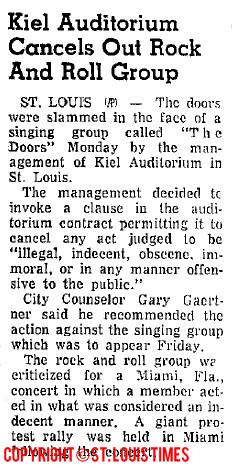 Kiel Auditorium - Article