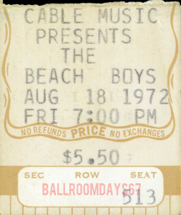 Dillon Stadium - Ticket