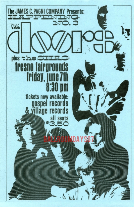 Fresno District Fairgrounds - Handbill