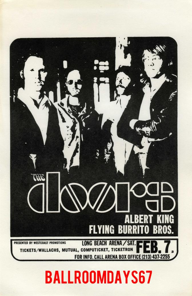 Long Beach - Handbill