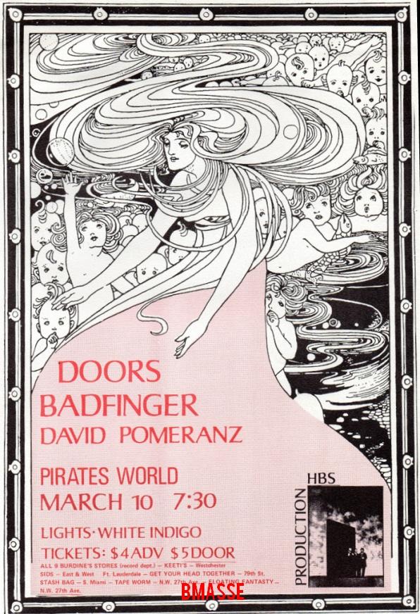 Pirates World - Handbill