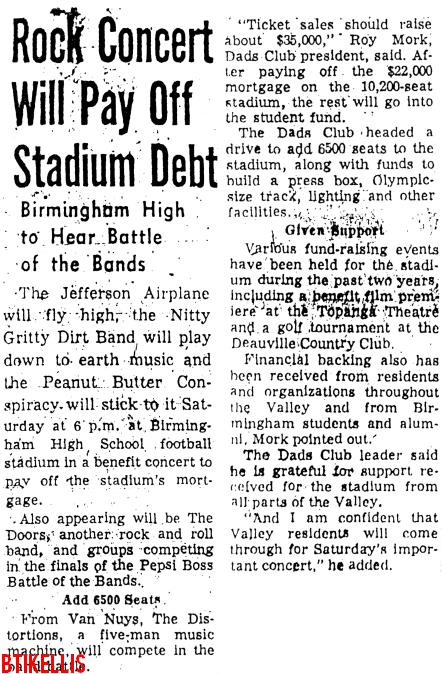 Birmingham Stadium 1967 - Review