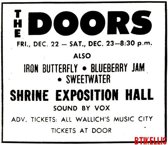 Shrine Exposition Hall - Print Ad
