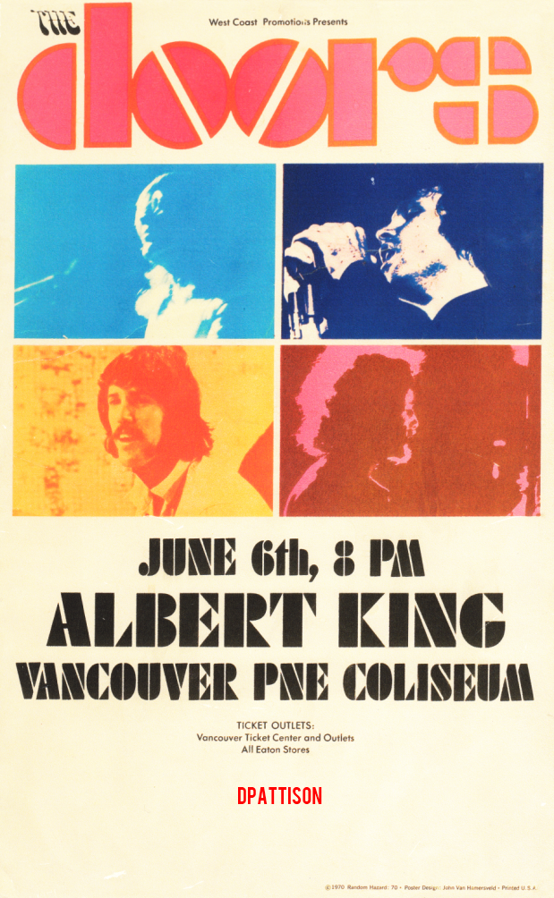 Pacific coliseum - Small Poster