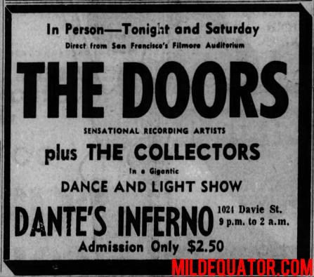 Dante's Inferno Print Ad
