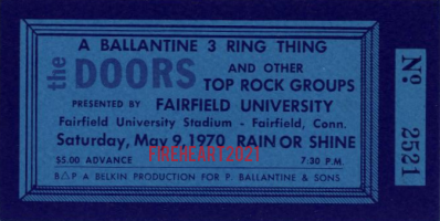 Fairfield University Stadium - Ticket