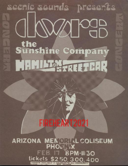 Phoenix - Handbill