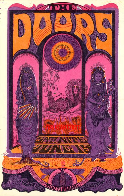 Sacramento Memorial Auditorium - Handbill