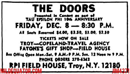 Troy - RPI Field House - Print Ad