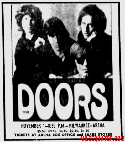 Milwaukee Arena - Print Ad