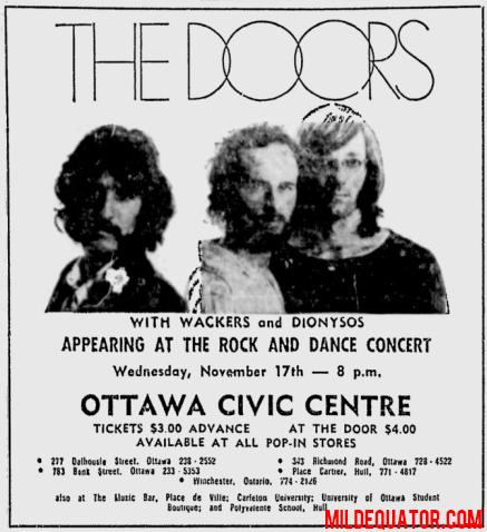 Ottawa Civic Centre - Print Ad