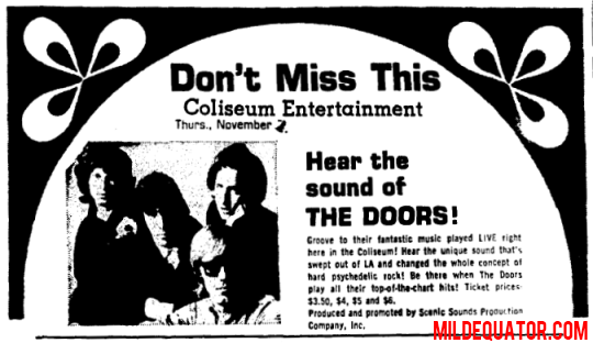 Veterans Memorial Coliseum - Print Ad