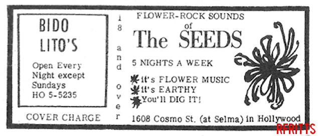 Bido Lito's 1966 - Print Ad