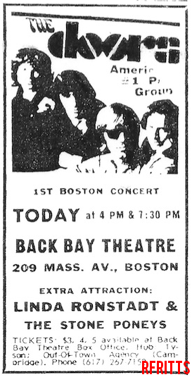Boston 1968 - Print Ad