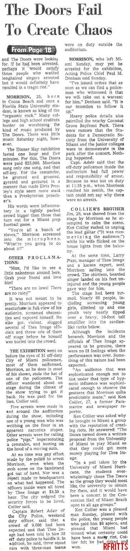 Miami 1969 - Review