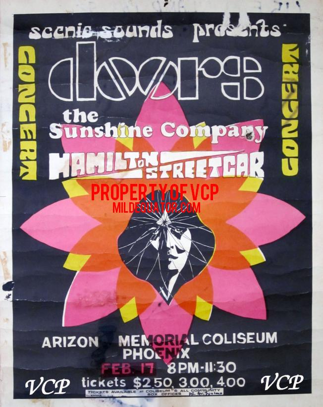 The Doors Phoenix - Poster