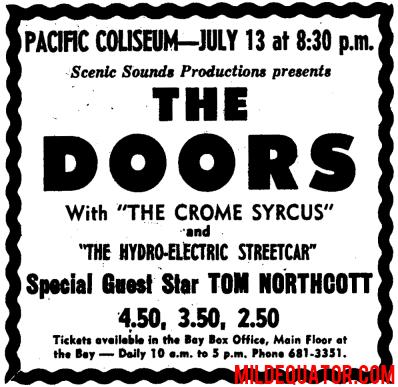 Pacific Coliseum - Print Ad