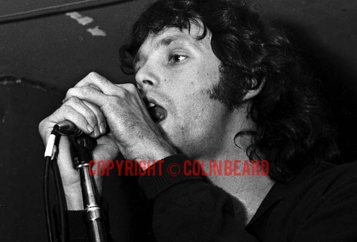 The Doors - Anaheim Convention Center 1967 - Photo
