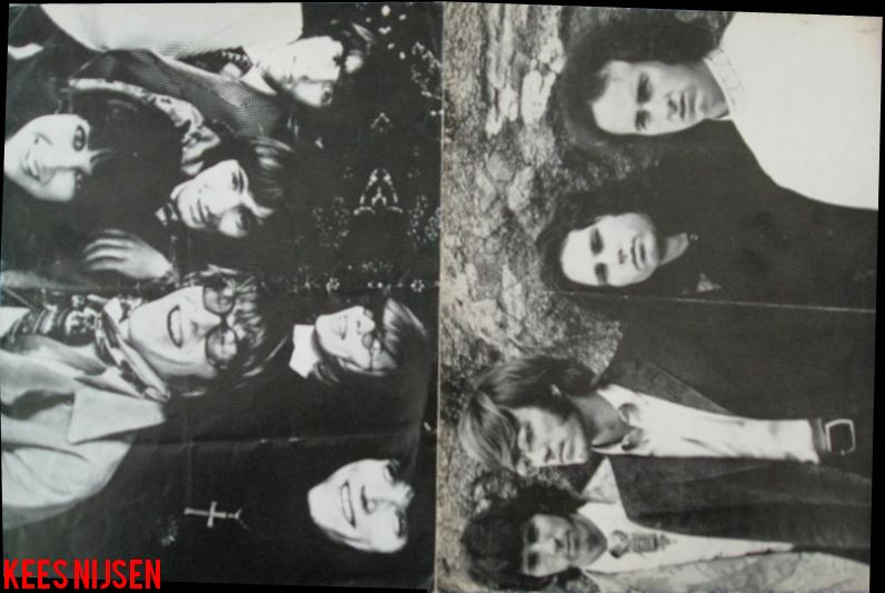 The Doors - Amsterdam 1968 - Program