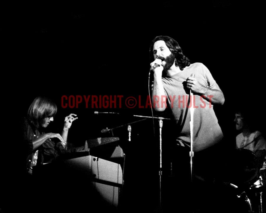 The Doors - San Diego 1970 - Photo